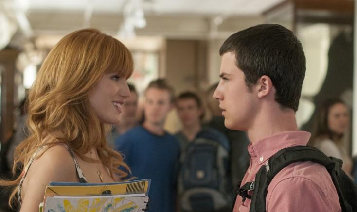 EXCLUSIVE: Disney Channel Alum Bella Thorne Plays Prissy Girlfriend in 'Bad Day' – 3 Photos
