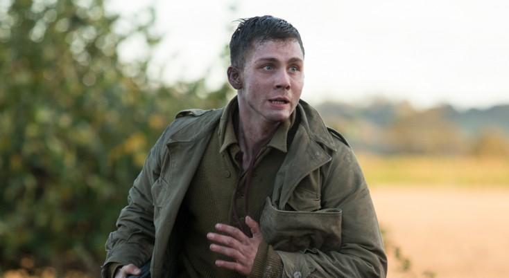 Logan Lerman Discovers War is Hell in 'Fury'