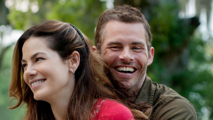 James Marsden and Michelle Monaghan Reconnect in 'Best of Me'