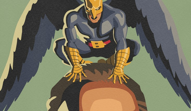 Dazzling 'Birdman' Reveals Madness Behind Mask