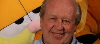 EXCLUSIVE: Garfield Creator Jim Davis Talks on 'Holiday Collection' on DVD