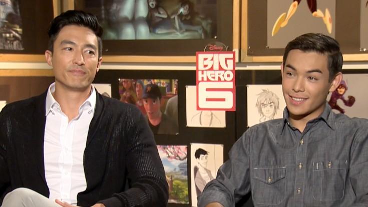 Video: 'Big Hero 6' Stars and Directors Talk DVD Release