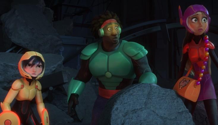 A Melting Pot of Superheroes Stir Up Fun in 'Big Hero 6' – 7 Photos