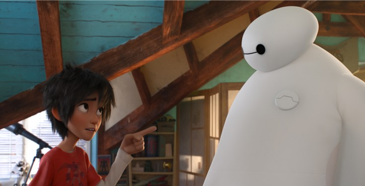 'Big Hero 6' Delivers Delightful Mix of Heart and Action – 4 Photos