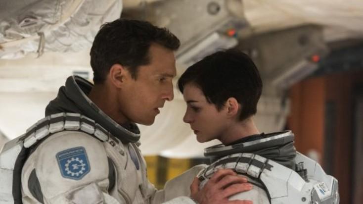 Matthew McConaughey, Anne Hathaway Talk 'Interstellar'