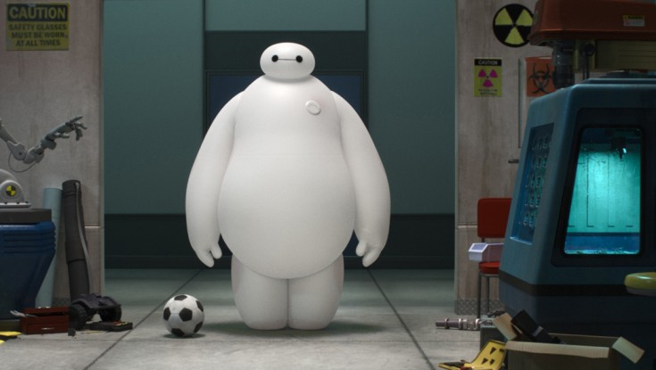 'Big Hero 6' Delivers Delightful Mix of Heart and Action