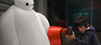 Versatile Comedian Scott Adsit Voices Compassionate Machine in 'Big Hero 6' – 4 Photos