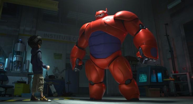 Versatile Comedian Scott Adsit Voices Compassionate Machine in 'Big Hero 6'
