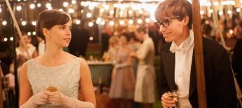 Felicity Jones Revels in Women-Behind-the-Genius Roles – 4 Photos