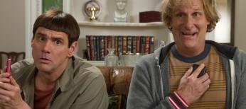 Jeff Daniels and Jim Carrey Reprise Their 'Dumb' Characters – 4 Photos