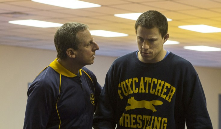 Steve Carell, Channing Tatum Show Darker Sides in 'Foxcatcher' – 6 Photos