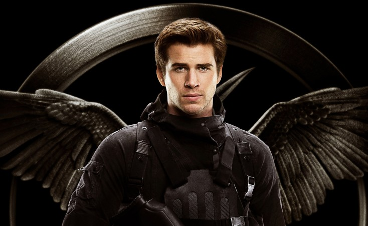 Liam Hemsworth Gets in on the Action in 'Mockingjay'
