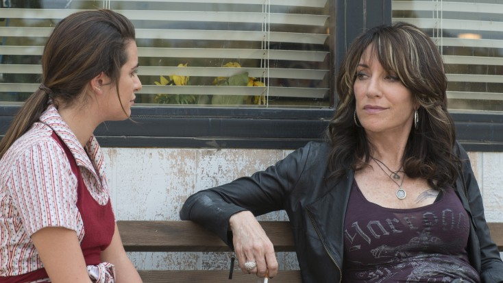 Katey Sagal is Suiting up for her Last Ride on 'Sons of Anarchy' – 4 Photos