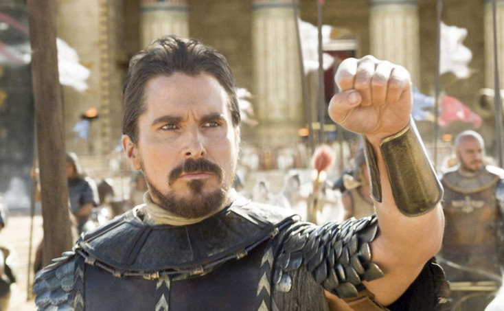 Christian Bale Follows in the Sandals of Charlton Heston in 'Exodus'