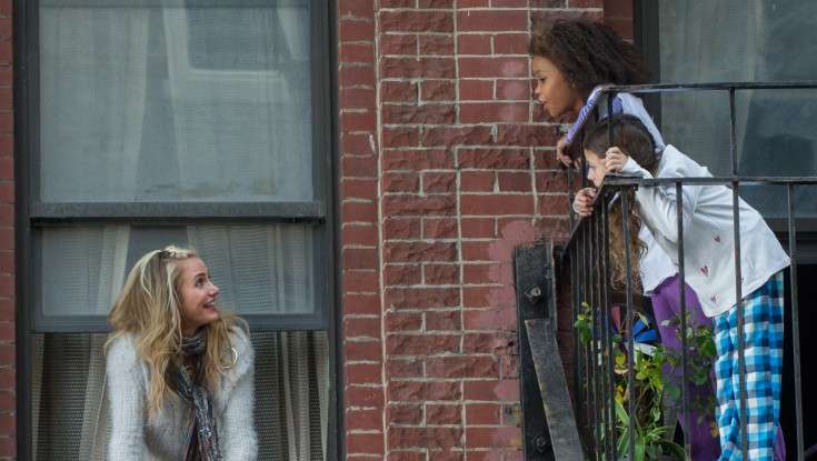 Cameron Diaz Gets Wickedly Musical in 'Annie' – 3 Photos