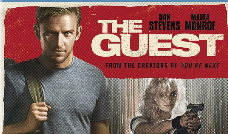Dan Stevens Plays Mysterious Stranger in 'The Guest' – 1 Photo
