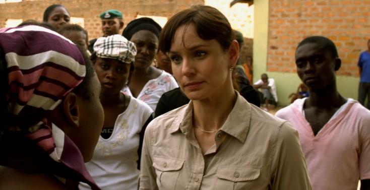 EXCLUSIVE: Sarah Wayne Callies Ventured to Rural Nigeria for Film