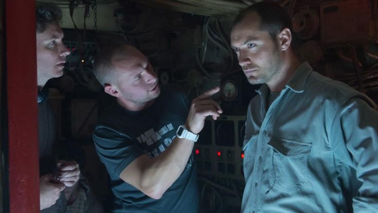 EXCLUSIVE: Director Kevin Macdonald Talks on 'Black Sea'