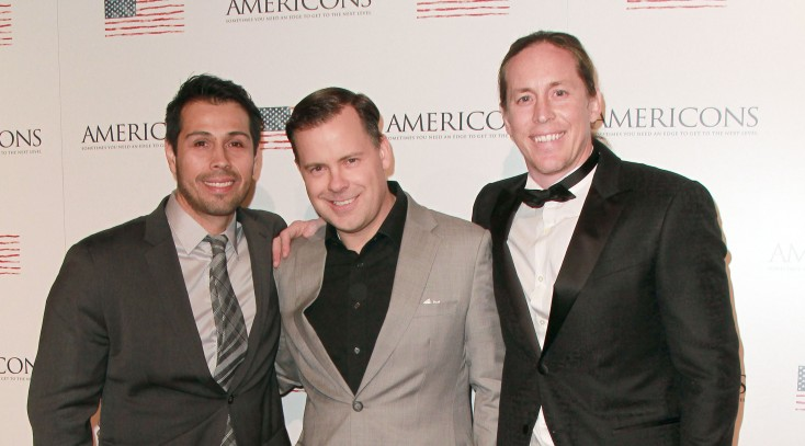 Red Carpet Photos: 'Americons' Cast Turns Out for Hollywood Premiere