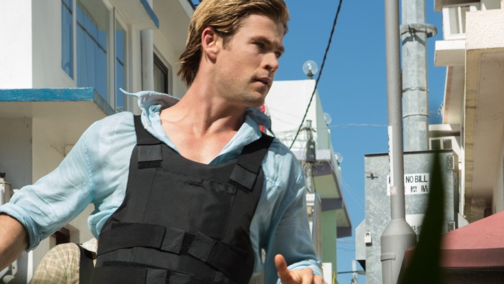 Chris Hemsworth Trades Hammer for Keyboard in 'Blackhat' – 4 Photos