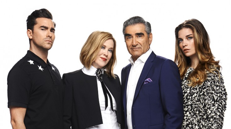 SCTV Alums Plunge into 'Schitt's Creek'