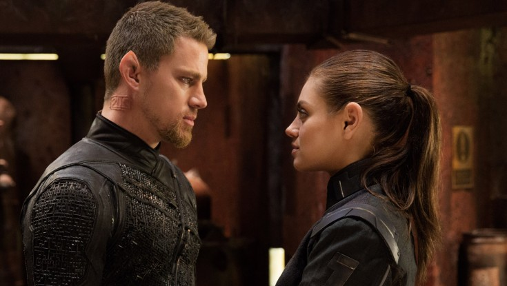 Photos: 'Jupiter Ascending' Leaves Audiences Feeling Lost in Space