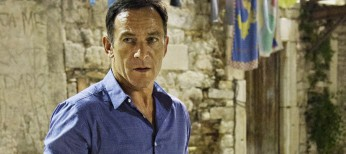 Ya 'Dig': Jason Isaacs Talks From Set of Ambitious New USA Series