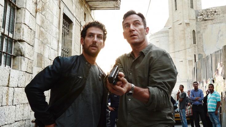Photos: Ori Pfeffer: Jerusalem Detective 'Digs' for the Truth