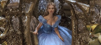 From Lady to Princess, Lily James Dons 'Cinderella' Role