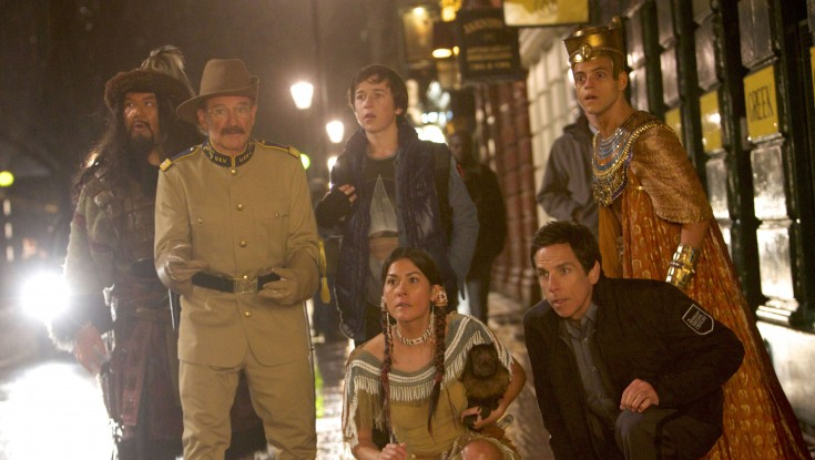 Admit One: Final 'Night at the Museum' Comes Home