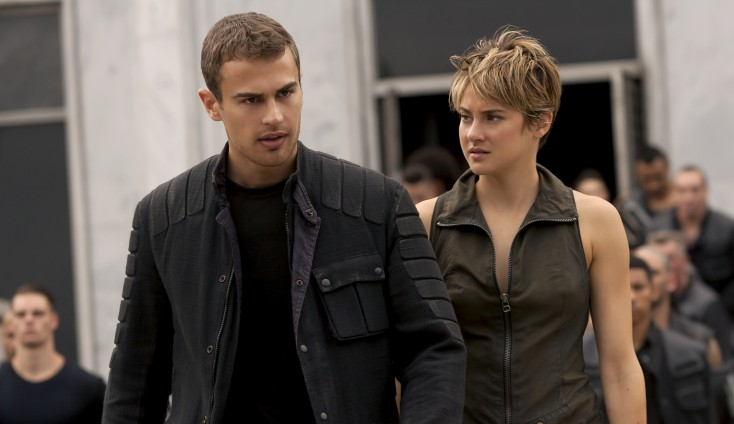 Shailene Woodley Reprises Outcast Heroine in 'Insurgent'