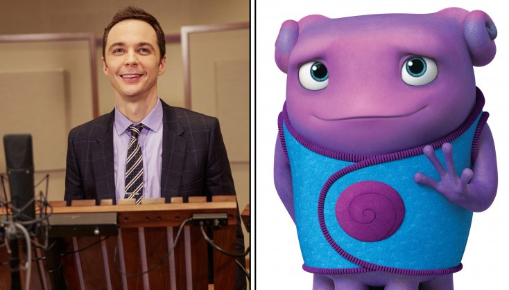 Photos: Jim Parsons Gets Animated in 'Home'