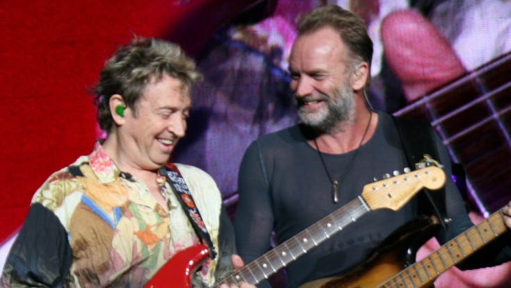 Police Guitarist Andy Summers Offers Arresting Portrait of a Band