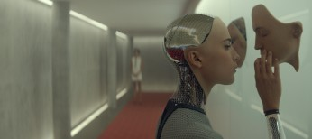 Alex Garland Makes Directorial Debut with 'Ex Machina'