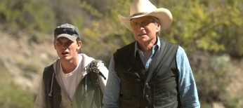 Photos: Michael Douglas Plays Cat and Mouse with Jeremy Irvine in 'Reach'