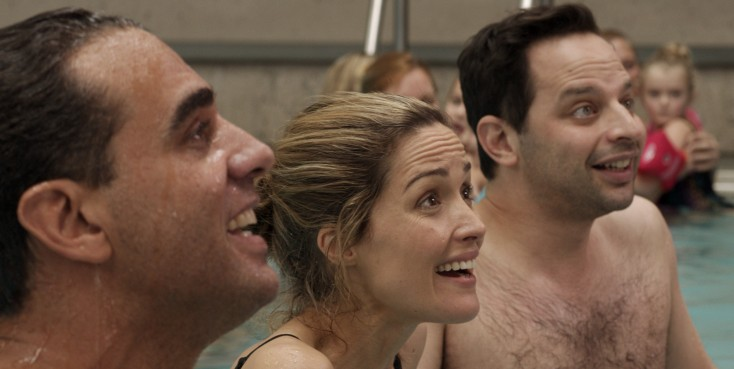 Rose Byrne is Twice the Fun with 'Adult Beginners,' 'Spy'