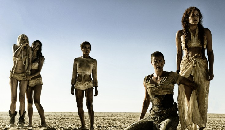 """Zoe Kravitz Is the Toast of 'Mad Max"""" Remake"""