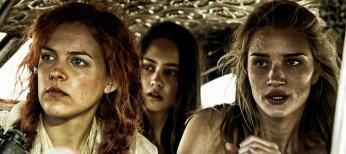 British Model Rosie Huntington-Whiteley Talks 'Mad Max' Redux