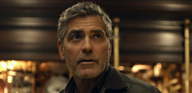 George Clooney Tackles 'Has-Been' Character in 'Tomorrowland'
