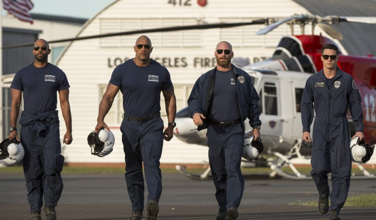 Photos: Dwayne Johnson Rocks Paternal Role in 'San Andreas'