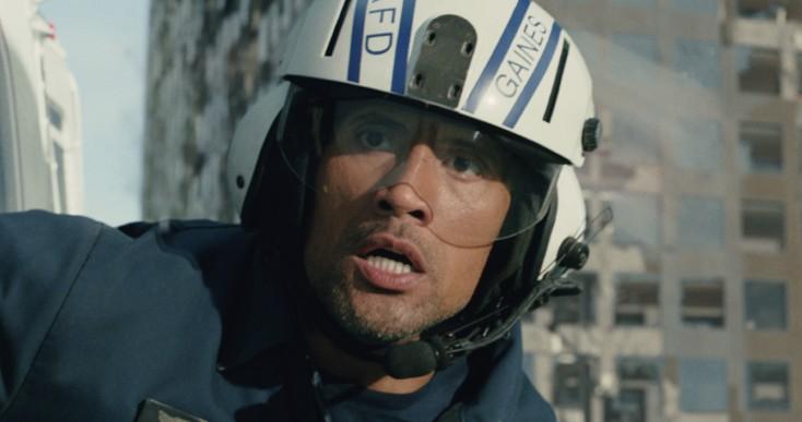 Dwayne Johnson Rocks Paternal Role in 'San Andreas'