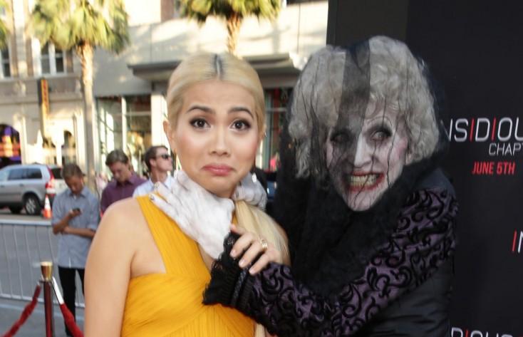 Hayley Kiyoko Joins 'Insidious' Horror Franchise