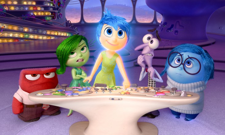 'Up' Filmmakers go 'Inside Out' for Next Animated Project