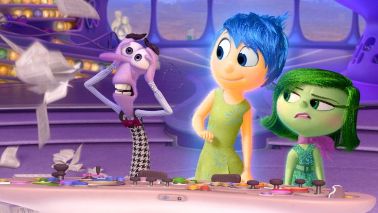 Photos: Nothing to Fear with Bill Hader in 'Inside Out'