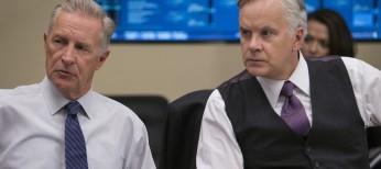 Photos: Tim Robbins Gets Political on 'The Brink'