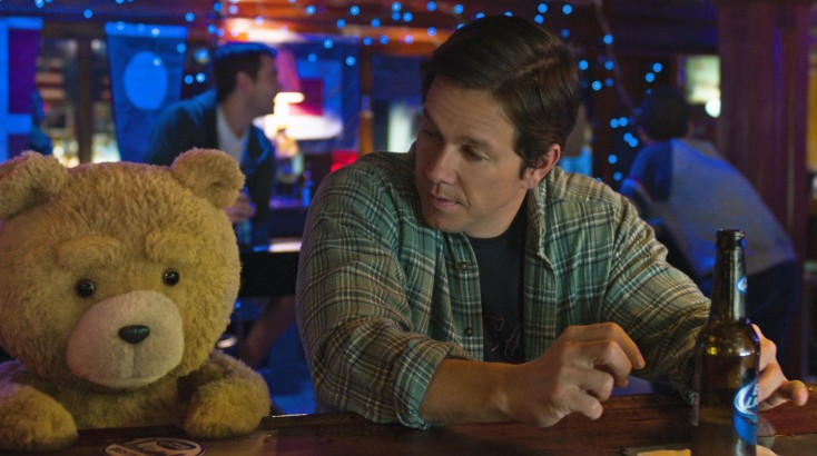 Mark Wahlberg Reprises Role in 'Ted 2'