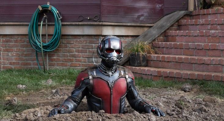 Photos: Marvel Goes Street-Level With 'Ant-Man'