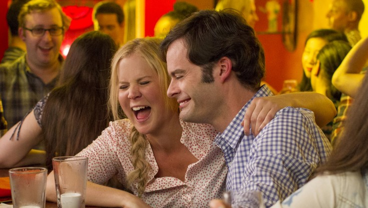 Photos: Amy Schumer, Bill Hader Couple Up in 'Trainwreck'