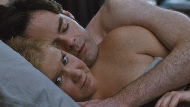 Amy Schumer, Bill Hader Couple Up in 'Trainwreck'