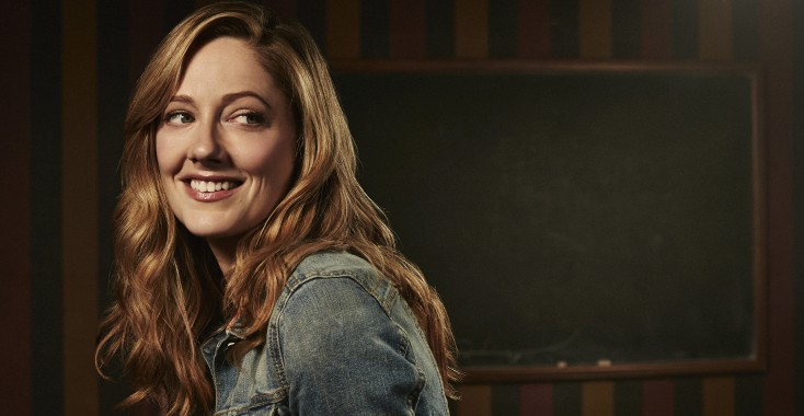 Judy Greer: Here, There and Everywhere